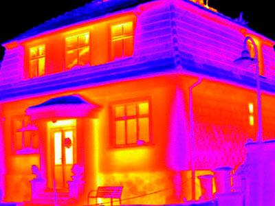 Тепловизионные исследования подтвердили: роллеты помогают экономить