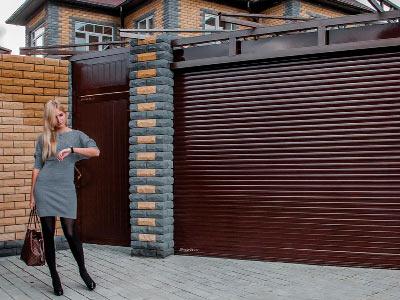 Три желания для гаражных ворот