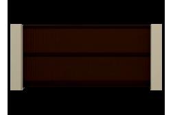 Откатные ворота Prestige 4300х2000