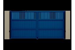 Распашные ворота Alutech Prestige 4200х2000