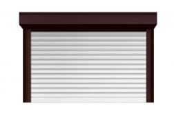 Ролл ворота ALUTECH 3000x2000 мм