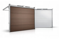 Секционные ворота серии Alutech Prestige 1750x2000