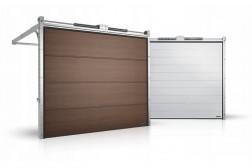 Секционные ворота серии Alutech Prestige 1750x3000