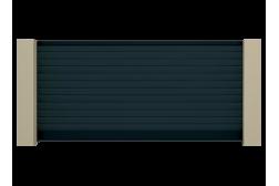 Откатные ворота Prestige 4000х2200